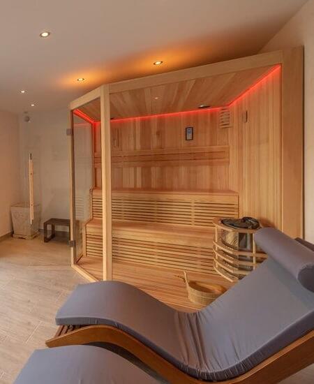 sauna pensiune cristian